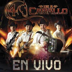 4 De a Caballo 歌手頭像