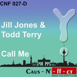 Jill Jones, Todd Terry 歌手頭像