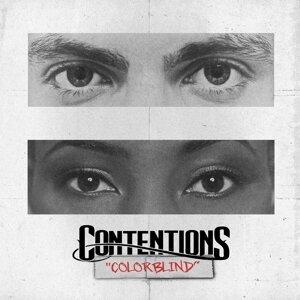 Contentions 歌手頭像
