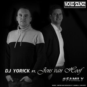 Dj Yorick & Jens Van Hoof 歌手頭像