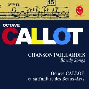 Octave Callot, La fanfare des Beaux-Arts 歌手頭像