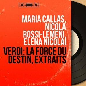 Maria Callas, Nicola Rossi-Lemeni, Elena Nicolai 歌手頭像