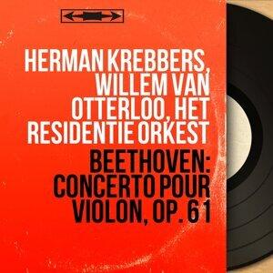 Herman Krebbers, Willem van Otterloo, Het Residentie Orkest 歌手頭像