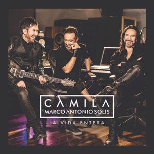 Camila feat. Marco Antonio Solís 歌手頭像