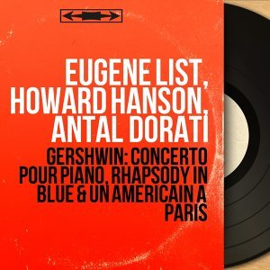 Eugene List, Howard Hanson, Antal Doráti 歌手頭像