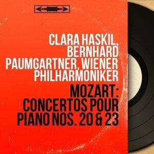 Clara Haskil, Bernhard Paumgartner, Wiener Philharmoniker 歌手頭像
