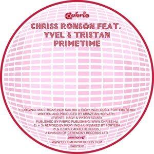 Chriss Ronson, Yvel & Tristan 歌手頭像