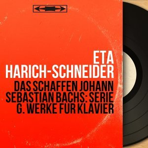 Eta Harich-Schneider 歌手頭像