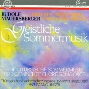 Thüringischer Akademischer Singkreis, Johannes Unger, Wolfgang Unger 歌手頭像