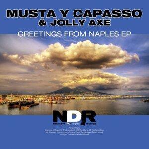 Musta y Capasso, Jolly Axe 歌手頭像