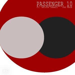 Passenger 10 feat. Anissa Damali アーティスト写真