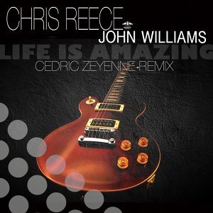Chris Reece & John Williams アーティスト写真