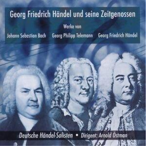 Deutsche Händel-Solisten, Arnold Östman 歌手頭像