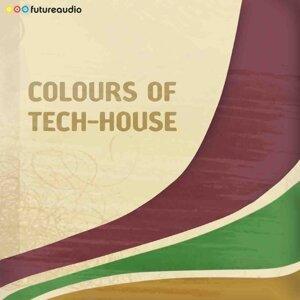Colours of Tech-House, Vol. 08 歌手頭像