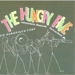 The Hungry Five 歌手頭像