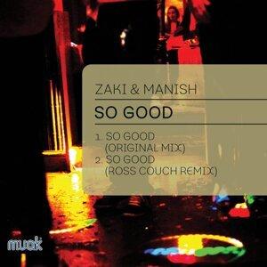 Zaki, Manish 歌手頭像