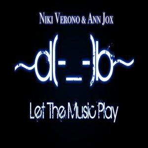 Niki Verono, Ann Jox 歌手頭像
