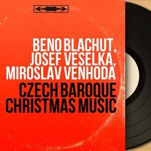 Beno Blachut, Josef Veselka, Miroslav Venhoda 歌手頭像