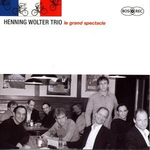 Henning Wolter Trio 歌手頭像