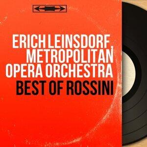 Erich Leinsdorf, Metropolitan Opera Orchestra 歌手頭像