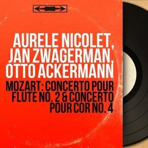 Aurèle Nicolet, Jan Zwagerman, Otto Ackermann 歌手頭像