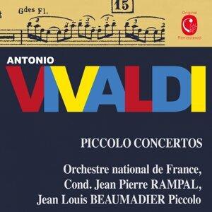 Jean-Louis Beaumadier, Jean Pierre Rampal, Orchestre national de France 歌手頭像