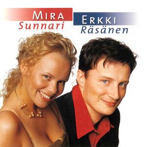 Mira Sunnari & Erkki Räsänen 歌手頭像