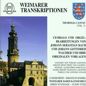 Weimarer Barock-Ensemble 歌手頭像