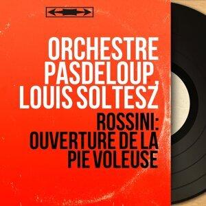 Orchestre Pasdeloup, Louis Soltesz 歌手頭像