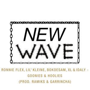 Ronnie Flex,Lil' Kleine,Idaly,XL,Bokoesam 歌手頭像