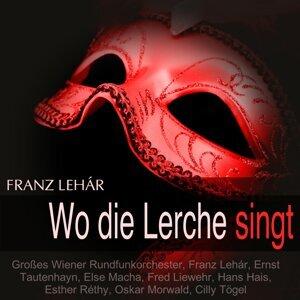 Grosses Wiener Rundfunkorchester, Franz Lehár, Ernst Tautenhayn, Else Macha 歌手頭像