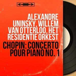 Alexandre Uninsky, Willem van Otterloo, Het Residentie Orkest 歌手頭像