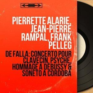 Pierrette Alarie, Jean-Pierre Rampal, Frank Pelleg 歌手頭像