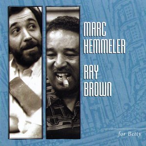 Marc Hemmeler, Ray Brown 歌手頭像