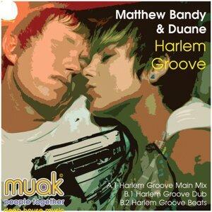 Matthew Bandy, Duane 歌手頭像