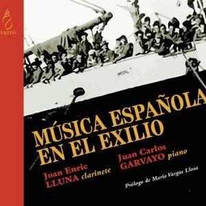Joan Enric Lluna, Juan Carlos Garvayo 歌手頭像