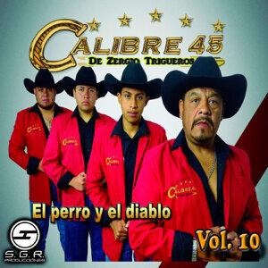 Calibre 45 歌手頭像