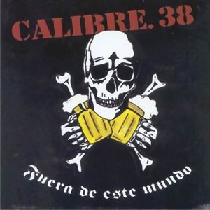 Calibre 38 歌手頭像