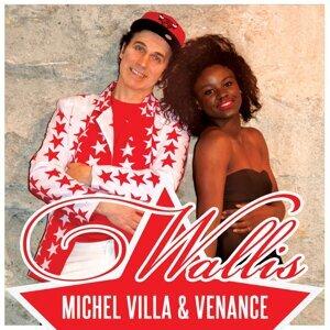 Michel Villa, Venance 歌手頭像