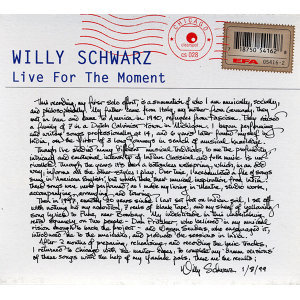 Willy Schwarz 歌手頭像