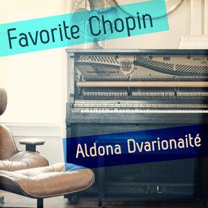 Aldona Dvarionaité 歌手頭像