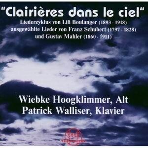 Wiebke Hoogklimmer, Patrick Walliser 歌手頭像