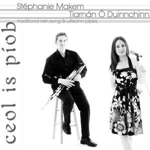 Stéphanie Makem & Tiarnán Ó Duinnchinn 歌手頭像