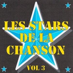 Les stars de la chanson vol.3 歌手頭像