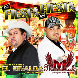 Sergio Cazarez El Sinaloa Ft. El Manakas 歌手頭像