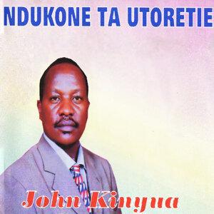 John Kinyua 歌手頭像