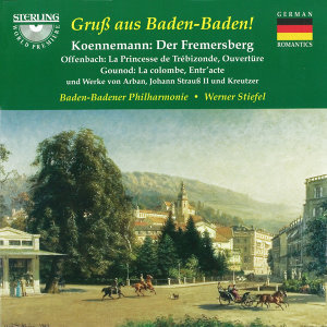 Baden-Badener Philharmonie 歌手頭像