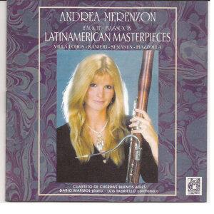 Andrea Merenzon 歌手頭像