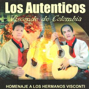 Los Auténticos Visconde de Colombia 歌手頭像