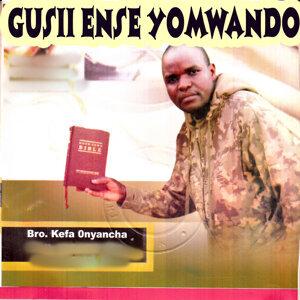 Bro. Kefa Onyancha 歌手頭像
